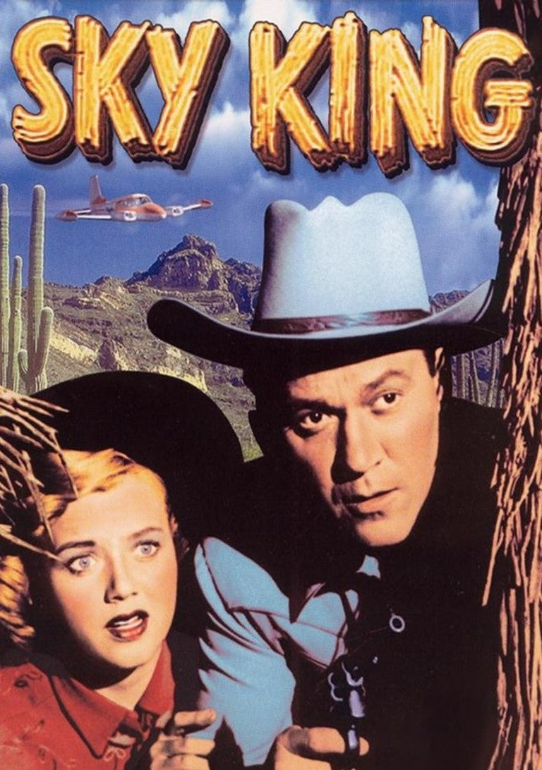 SKY KING – THE COMPLETE SERIES (NBC 1952-59)