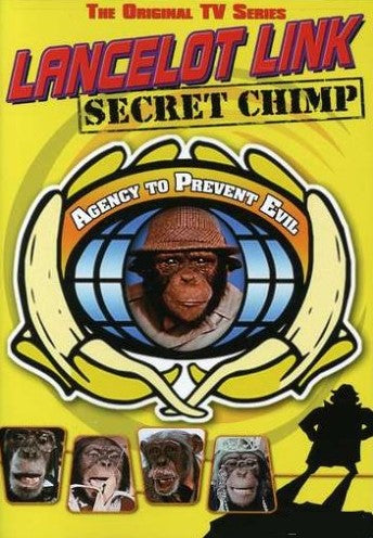 LANCELOT LINK: SECRET CHIMP -  THE COMPLETE SERIES (ABC 1970-72) HARD TO FIND!