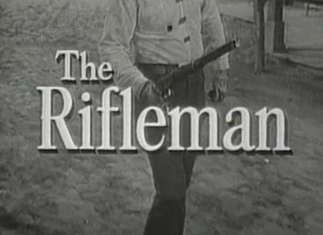 THE RIFLEMAN (ABC 1958-63) COMPLETE SERIES