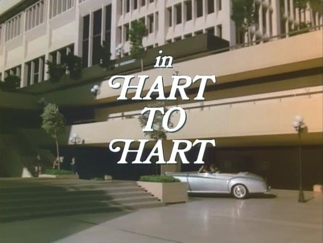 Hart To Hart, the 1979 pilot movie that introduced the world to dashing Los Angeles millionaire Jonathan Hart (Robert Wagner), his beautiful wife, Jennifer (Stefanie Powers), houseman Max (Lionel Stander), and their dog, Freeway. This film is available on DVD from RewatchClassicTV.com