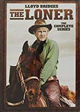 THE LONER - THE COMPLETE SERIES + Bonus Material - Rewatch Classic TV - 1