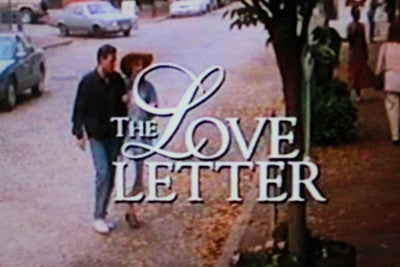 LOVE LETTER, THE (CBS-TVM 11/28/99) - Rewatch Classic TV - 1