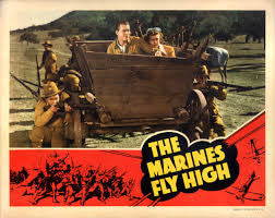 THE MARINES FLY HIGH (HIGH DEFINITION) (RKO 1940) - Rewatch Classic TV - 2