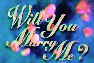 WILL YOU MARRY ME? (ABC 7/27/94) - Rewatch Classic TV - 1