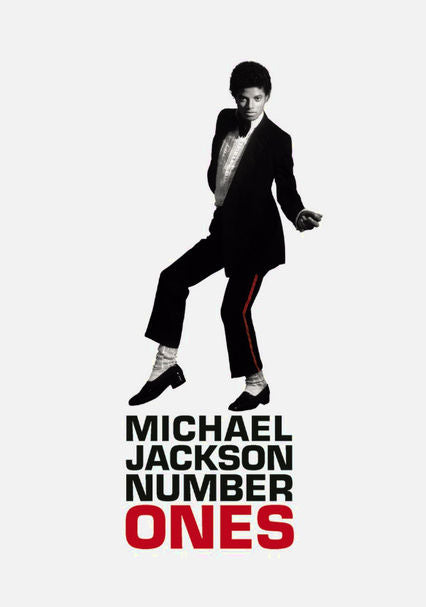 MICHAEL JACKSON: NUMBER ONES (2003)