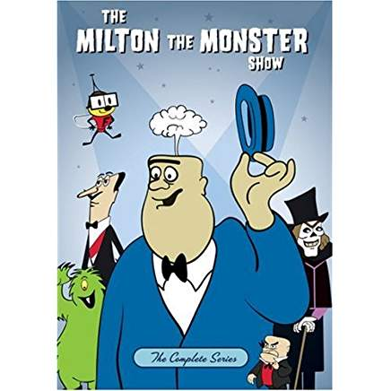 THE MILTON THE MONSTER SHOW (ABC 1965-66) RARE-HARD TO FIND