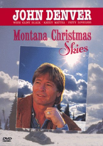 MONTANA CHRISTMAS SKIES - JOHN DENVER (CBS 12/13/91)