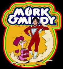 MORK AND MINDY: THE ANIMATED SERIES (ABC 1982) RARE!!!