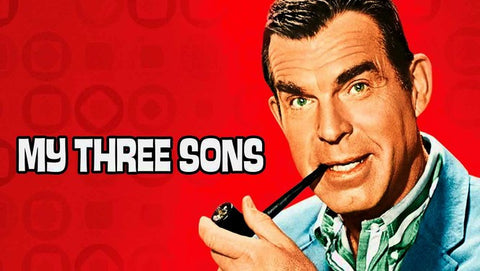 MY THREE SONS - 45-DISC COLLECTION  (ABC/CBS 1960-72)