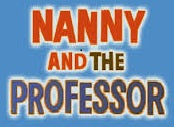 NANNY AND THE PROFESSOR (ABC 1970-1972) COMPLETE SERIES