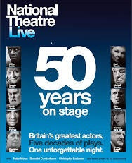 NATIONAL THEATRE 50 YEARS ON STAGE - (BBC Two, 11/2/13) - Rewatch Classic TV - 1