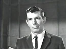 "Actor Leonard Nimoy in the episode ""Takeover"" from the TV crime drama ""The Untouchables"" - 1962"