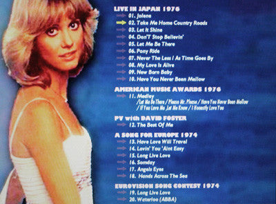 OLIVIA NEWTON-JOHN COMPILATION 1 - Rewatch Classic TV - 1