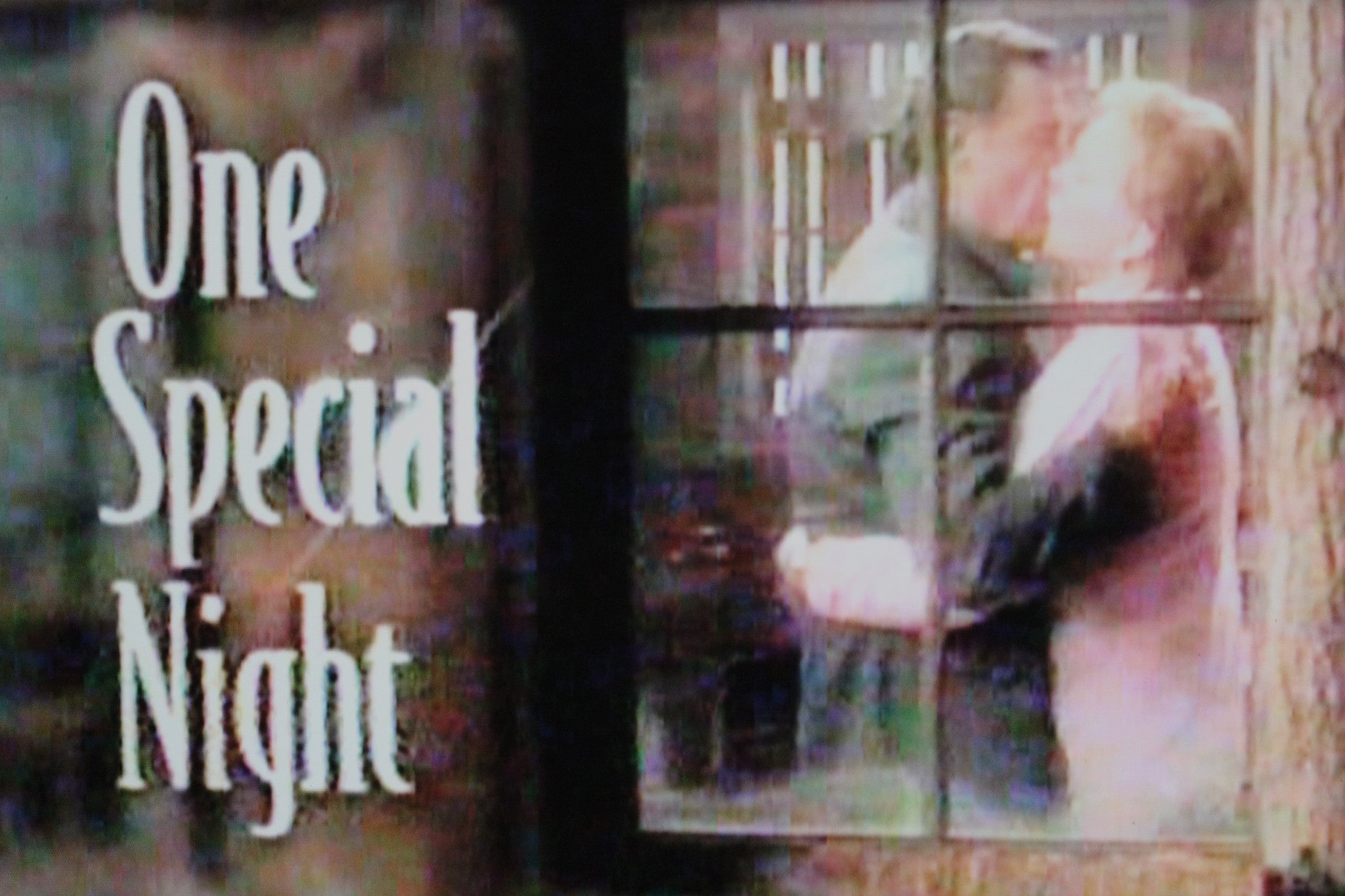 ONE SPECIAL NIGHT (CBS-TVM 11/28/99) - Rewatch Classic TV - 1