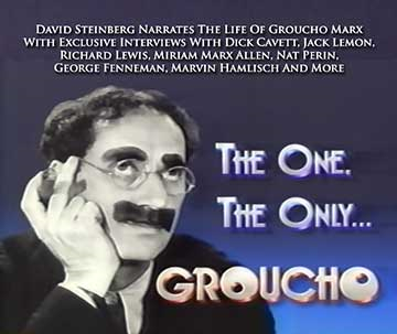 HERE HE IS...THE ONE,  THE ONLY… GROUCHO (1991)