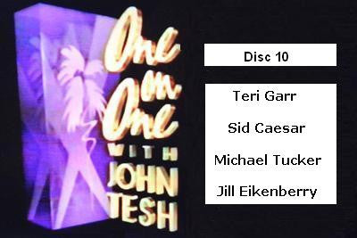 ONE ON ONE WITH JOHN TESH - DISC 10 (1991-92 NBC Daytime) - Rewatch Classic TV - 1