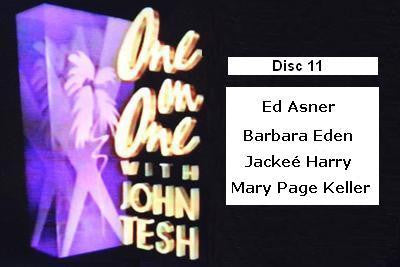 ONE ON ONE WITH JOHN TESH - DISC 11 (1991-92 NBC Daytime) - Rewatch Classic TV - 1
