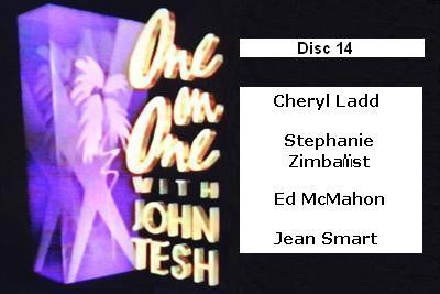 ONE ON ONE WITH JOHN TESH - DISC 14 (1991-92 NBC Daytime) - Rewatch Classic TV - 1
