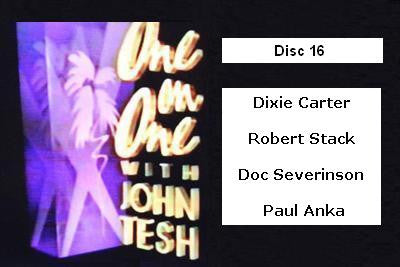 ONE ON ONE WITH JOHN TESH - DISC 16 (1991-92 NBC Daytime) - Rewatch Classic TV - 1