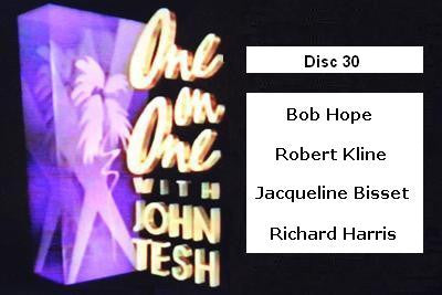 ONE ON ONE WITH JOHN TESH - DISC 30 (1991-92 NBC Daytime) - Rewatch Classic TV - 1