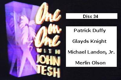 ONE ON ONE WITH JOHN TESH - DISC 34 (1991-92 NBC Daytime) - Rewatch Classic TV - 1
