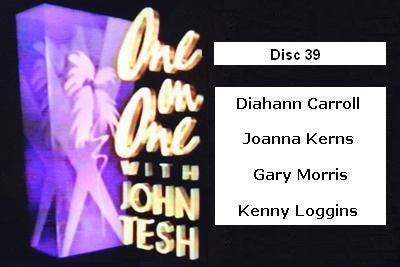 ONE ON ONE WITH JOHN TESH - DISC 39 (1991-92 NBC Daytime) - Rewatch Classic TV - 1