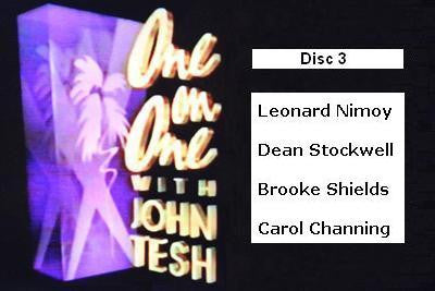 ONE ON ONE WITH JOHN TESH - DISC 3 (1991-92 NBC Daytime) - Rewatch Classic TV - 1