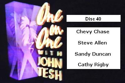ONE ON ONE WITH JOHN TESH - DISC 40 (1991-92 NBC Daytime) - Rewatch Classic TV - 1