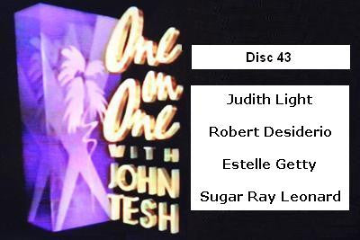 ONE ON ONE WITH JOHN TESH - DISC 43 (1991-92 NBC Daytime) - Rewatch Classic TV - 1
