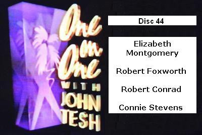 ONE ON ONE WITH JOHN TESH - DISC 44 (1991-92 NBC Daytime) - Rewatch Classic TV - 1