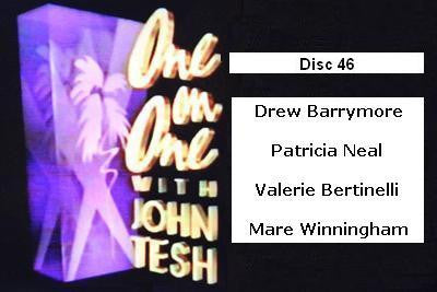 ONE ON ONE WITH JOHN TESH - DISC 46 (1991-92 NBC Daytime) - Rewatch Classic TV - 1