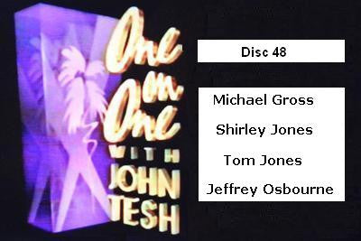 ONE ON ONE WITH JOHN TESH - DISC 48 (1991-92 NBC Daytime) - Rewatch Classic TV - 1