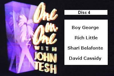 ONE ON ONE WITH JOHN TESH - DISC 4 (1991-92 NBC Daytime) - Rewatch Classic TV - 1