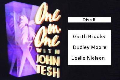 ONE ON ONE WITH JOHN TESH - DISC 5 (1991-92 NBC Daytime) - Rewatch Classic TV - 1
