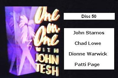 ONE ON ONE WITH JOHN TESH - DISC 50 (1991-92 NBC Daytime) - Rewatch Classic TV - 1
