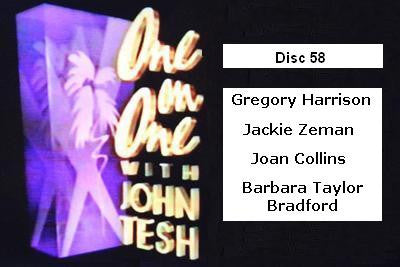 ONE ON ONE WITH JOHN TESH - DISC 58 (1991-92 NBC Daytime) - Rewatch Classic TV - 1