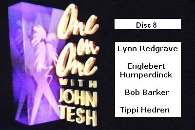ONE ON ONE WITH JOHN TESH - DISC 8 (1991-92 NBC Daytime) - Rewatch Classic TV - 1