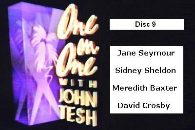 ONE ON ONE WITH JOHN TESH - DISC 9 (1991-92 NBC Daytime) - Rewatch Classic TV - 1