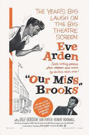 OUR MISS BROOKS (1956) - Rewatch Classic TV