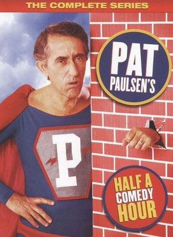 PAT PAULSEN'S HALF A COMEDY HOUR: THE COMPLETE SERIES (ABC 1970)
