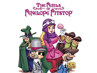 THE PERILS OF PENELOPE PITSTOP (CBS 1969)