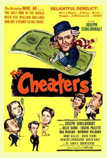 CHEATERS, THE (1945) - Rewatch Classic TV - 1