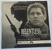 RELENTLESS: MIND OF A KILLER (NBC 1/11/93) - Rewatch Classic TV