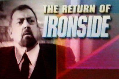 RETURN OF IRONSIDE, THE (NBC-TVM 5/4/93) - Rewatch Classic TV