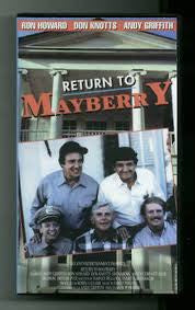 RETURN TO MAYBERRY (NBC-TVM 4/13/86) - Rewatch Classic TV - 1