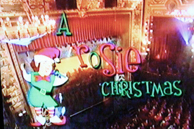 A  ROSIE CHRISTMAS (ABC 12/5/99) - Rewatch Classic TV - 1
