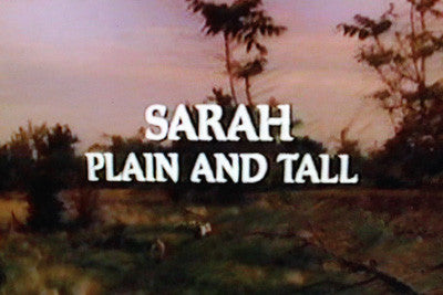 SARAH PLAIN AND TALL (CBS-TVM 2/3/91) - Rewatch Classic TV