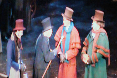SCROOGE: THE MUSICAL ~ UK TOUR - PLYMOUTH 12/09 - Rewatch Classic TV - 2