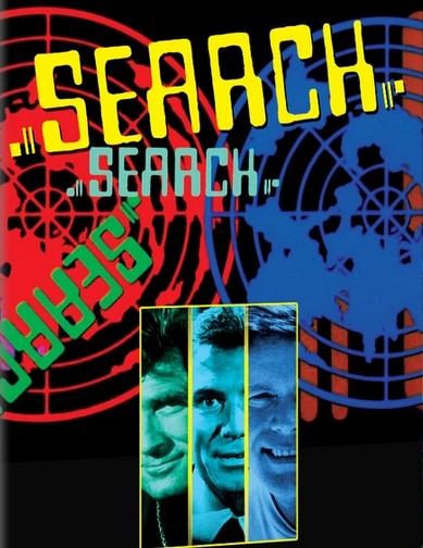 SEARCH - THE COMPLETE SERIES + PILOT MOVIE (NBC 1972-73)