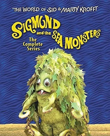 SIGMUND AND THE SEA MONSTERS (1973-75) (COMPLETE SERIES + BONUS MATERIAL) - Rewatch Classic TV - 1